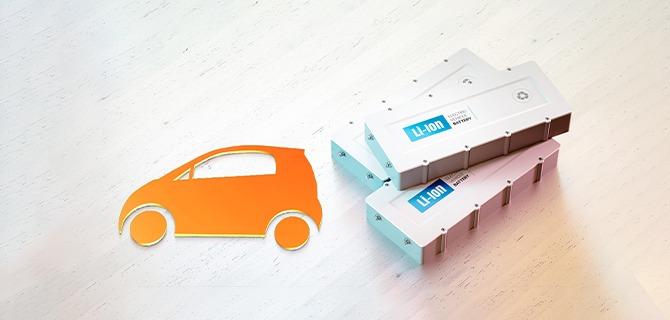Veilig vervoer van lithium-ion accu's
