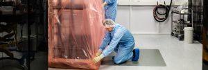 Cleanroomverpakking noodzakelijk header