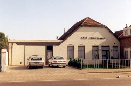 1989 Eerste pand Reusel