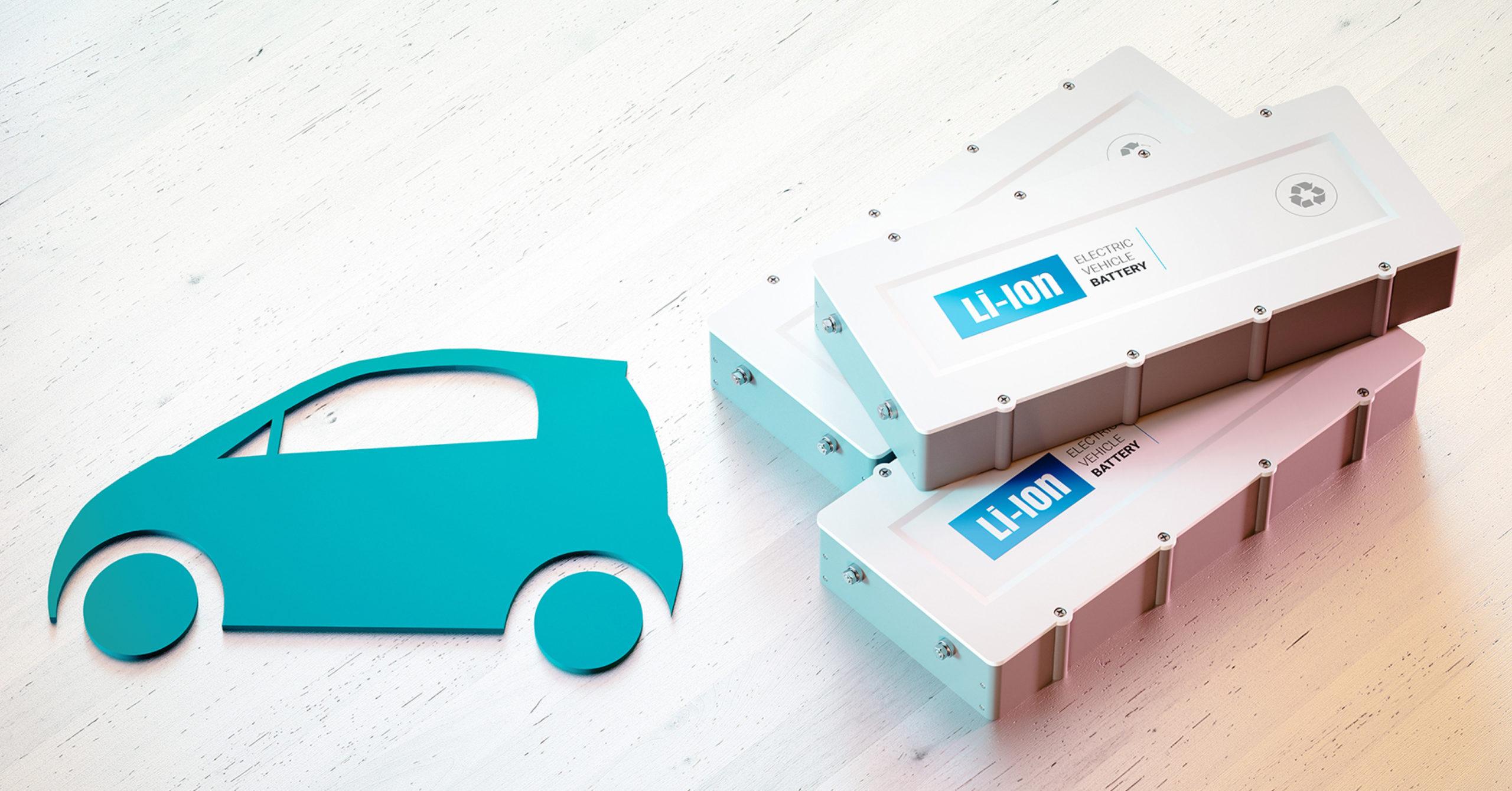 vervoer lithium-ion
