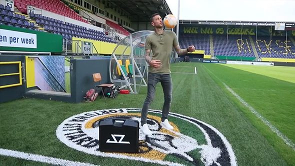 gamekoffer Messi Verstappen